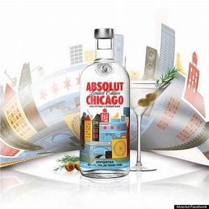 Absolut Chicago: Vodka Company Debuts Limited-Edition ...