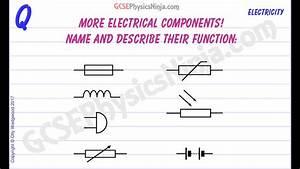 Circuit Diagram Symbols Gcse