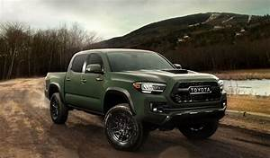 2021 Toyota Tacoma Preview  Changes  Colors  And More