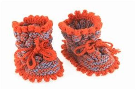 kaos kaki gambar kaos kaki anak rajut orange rajutan kreatif