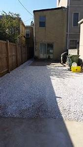 Parking 4 Cantons : custom stoneworks design inc gravel parking pad and patio in canton baltimore city ~ Medecine-chirurgie-esthetiques.com Avis de Voitures