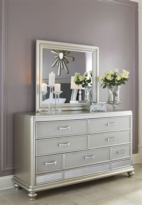 furnitureetc furniture  coralayne silver  drawer