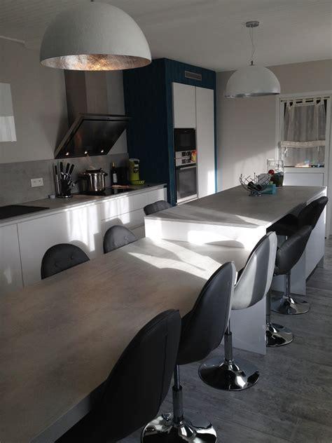 cuisine habitat cuisine avec îlot cuisines habitat