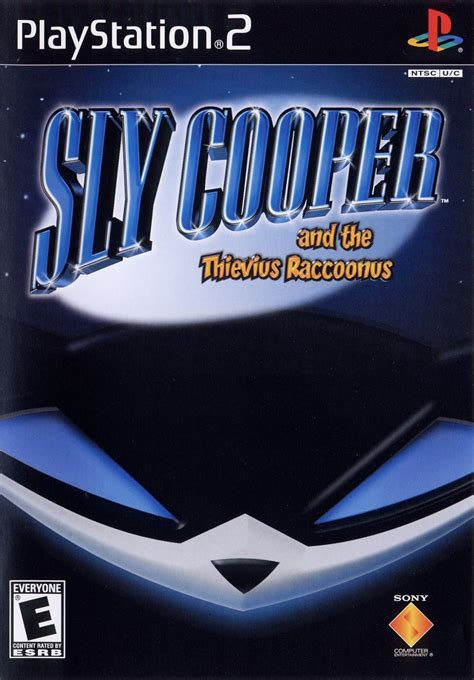 sly cooper   thievius raccoonus  playstation