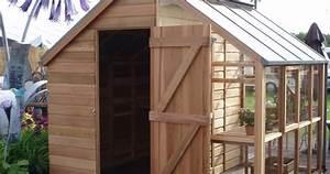 Mini Solaranlage Für Gartenhaus : gartenhaus mit anbau f r pflanzen tolle idee garten ~ Articles-book.com Haus und Dekorationen