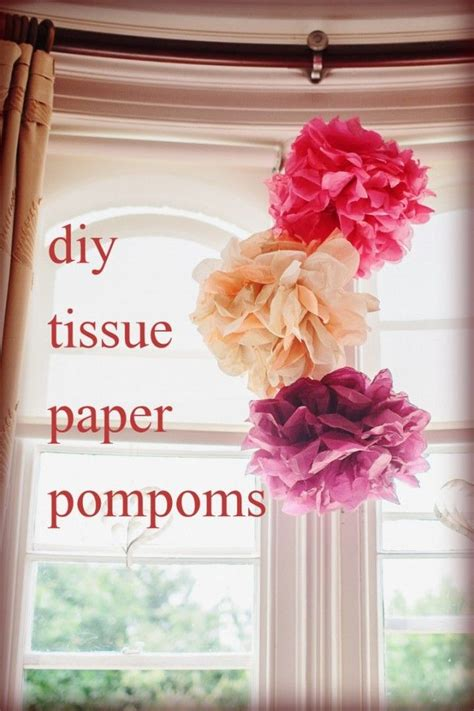Best Images About Pom Poms Pinterest Paper