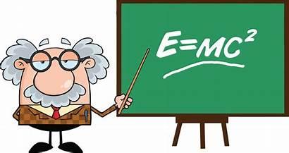 Einstein Clipart Formula Basic Funny Advice Professor