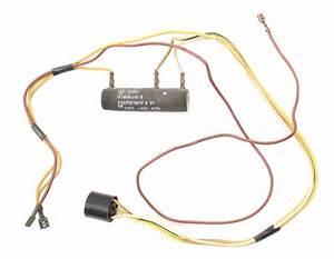 Front Heater Blower Fan Motor Resistor 80