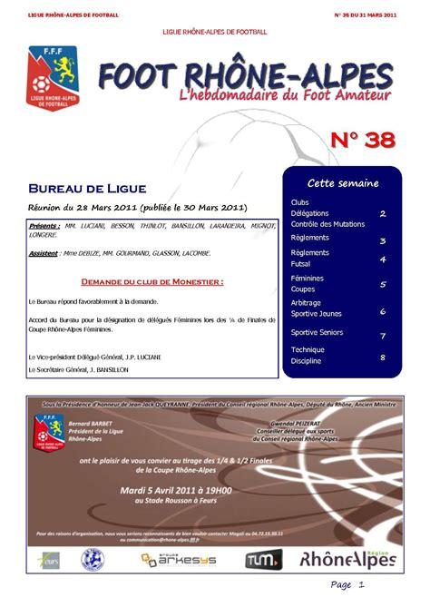 bureau alpes controle calaméo journal n 38 du jeudi 31 mars 2011