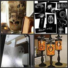 Pinterest Inspired Halloween Decor  The Martha Project