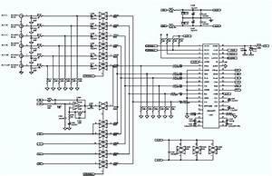 Electro Help  Jbl Esc230 120v Speaker System  U2013 Schematic