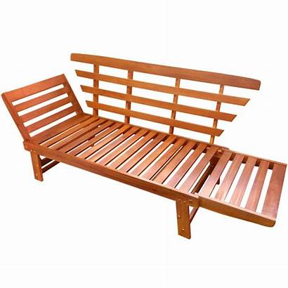 Bench Sun Wooden Outdoor Seater Lounge Timberlake