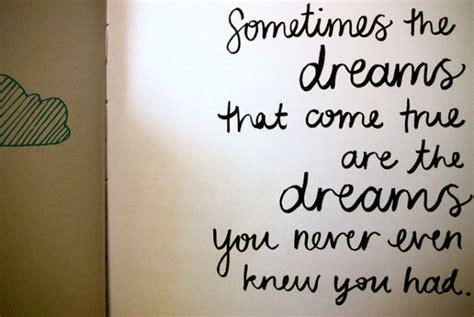 Dreams Do Come True Quotes. Quotesgram