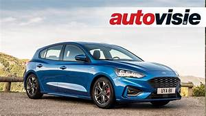 Ford Focus (2018) - Test - Autovisie Vlog - YouTube  Ford
