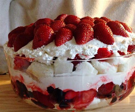 strawberry food dessert recipe dishmaps