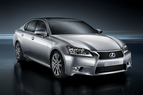 All-new 2013 Lexus Gs 450h Hybrid Pictures, Details