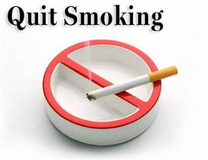 Quit your smoking habit: Quit smoking - today's the day