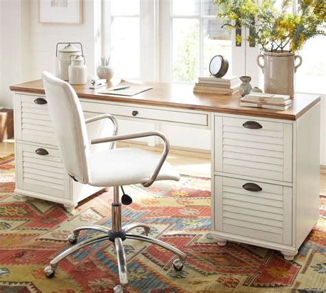 rectangular desk home home office desks
