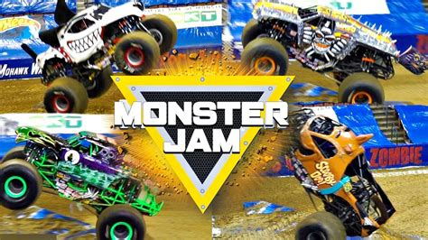 monster truck show video monster jam trucks show may 2017 youtube