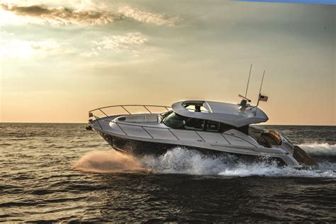 Where Are Tiara Boats Built by Tiara 44 Coupe Boat Review