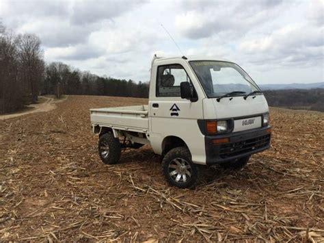 Daihatsu 4x4 Mini Truck For Sale by Daihatsu 4x4 Mini Truck For Sale