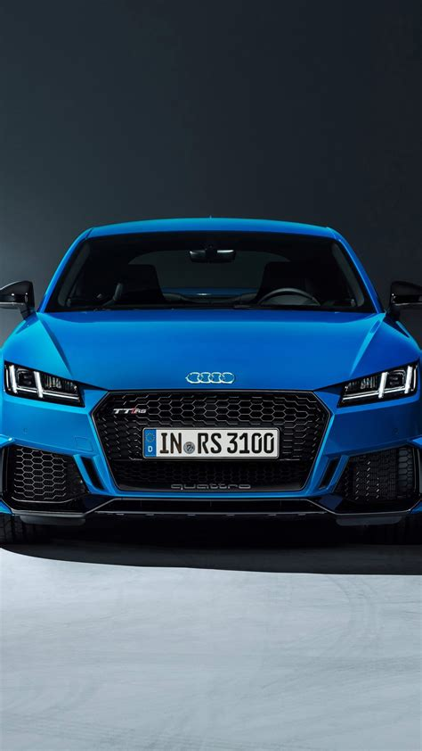 Audi Tt Coupe 4k Wallpapers by Audi Tt Rs Coupe 2019 Free 4k Ultra Hd
