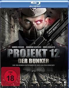 Projekt 12 Der Bunker Bluray Review, Rezension, Kritik