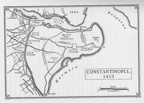 constantinople siege miscellaneous hight