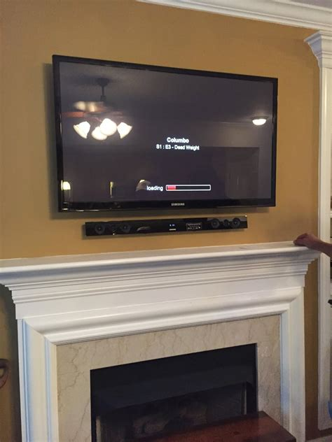 Tv Wall Mounting Charlotte Nc Hdtv Mounting On Stone