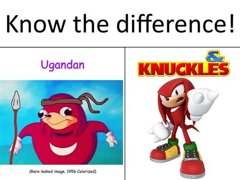 Know The Difference Sheeple.