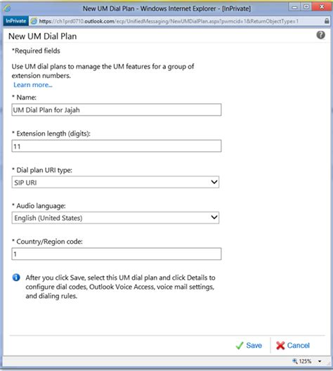 Office 365 Voicemail by Office 365 Lync To Phone Part 2 Voicemail Setup
