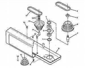 Craftsman Model 113213170 Drill Press Genuine Parts