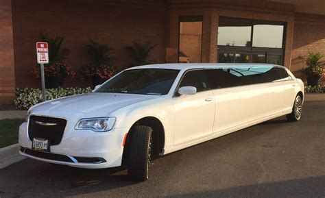 Chicago Limousine by Chicago Chrysler 300 Limo Chicago Chrysler 300 Limousine