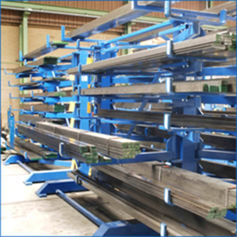 rack  tube stockage tubes  barres segema propose des rayonnages pour barres  rangement