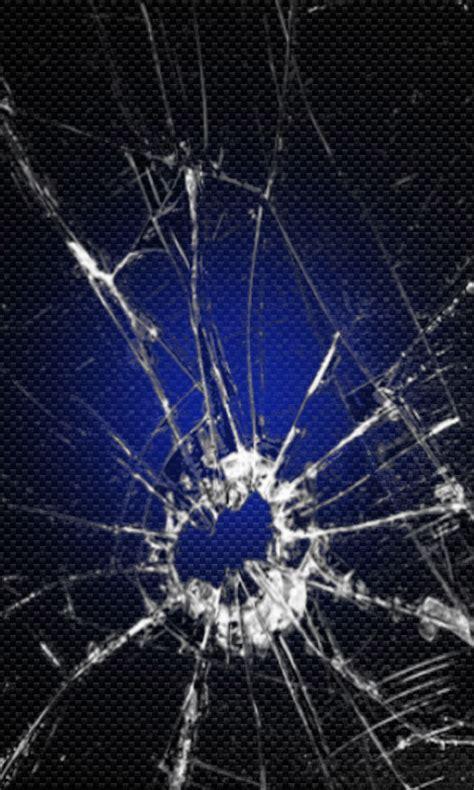 Download cool phone wallpapers at vividscreen. Download Broken Glass Wallpaper For Mobile Gallery
