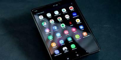 Fold Samsung Galaxy Breaking Smartphones Foldable Use