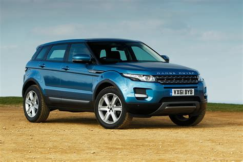 2019 Land Rover Range Rover Evoque 5 Door  Car Photos