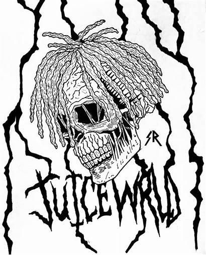 Wrld Juice Juicewrld Cartoon Xxxtentacion Wallpapers Lil