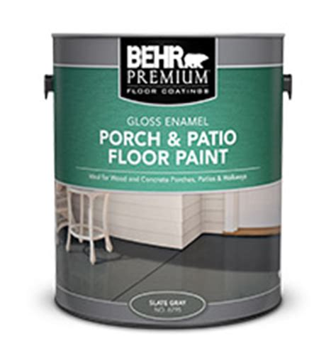 porch patio floor paint gloss enamel behr premium