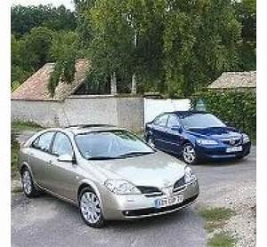 Mazda6 Elégance : mazda6 2 0 mzr cd 136 ch pack el gance nissan primera 1 9 dci 120 ch tekna reconqu te nippone ~ Gottalentnigeria.com Avis de Voitures