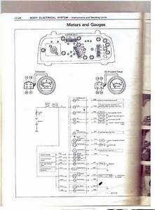 I Need 1981 Wiring Diagram For The Cluster Please