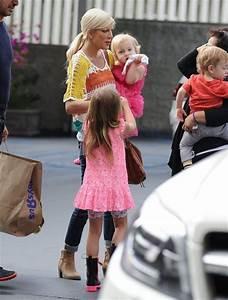 Stella Mcdermott Pictures - Tori Spelling Takes Her Kids ...
