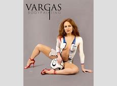12 Sexy Body Painted Soccer Babes 7M sport