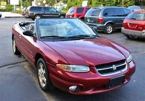 Convertible Under  1500 In Nh  Chrysler Sebring Jxi  U0026 39 98 In Hooksett