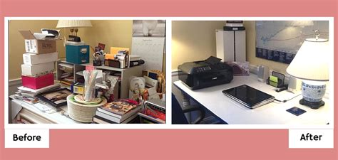 how to decorate a place before and afters quot workspace quot marcia ramsland