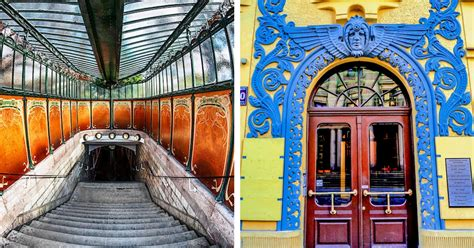 Art Nouveau Architecture, Great Examples & How It Differs