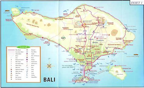 pz  bali map