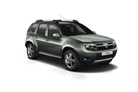 2010 Dacia Duster Photos, Informations, Articles