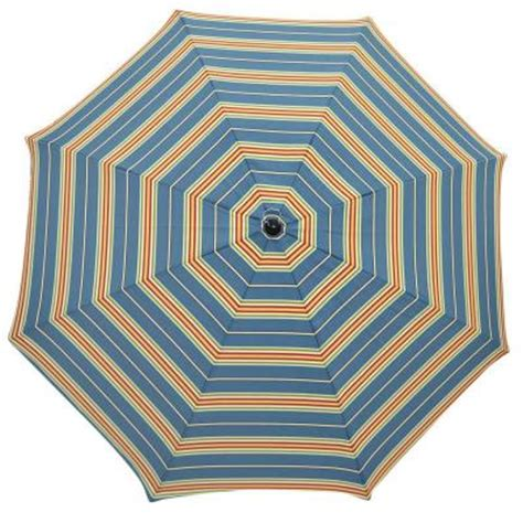 plantation patterns 7 1 2 ft patio umbrella in