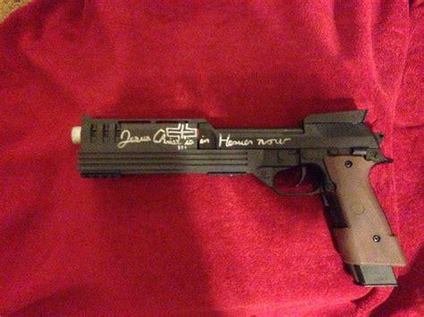 Hellsing Alucard Custom Jackal Gun By Thedarkassassin444